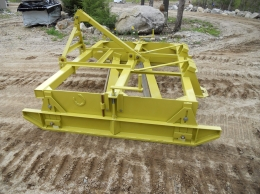 how to build a road grader