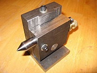 Adjustable Tailstock