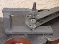 Rivet Crushing Jig