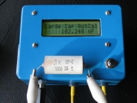 High-Resolution Capacitor Meter
