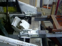 Skidsteer Backhoe Brackets