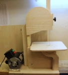 Small-Scale Bandsaw