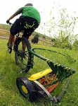 Bicycle and Lawnmower Conversions