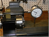 Indicator Holder for Taig Lathe