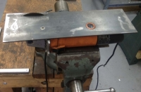 Angle Grinder Table Saw