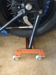 Motorcycle Dolly