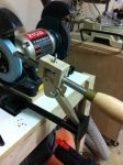 Gouge Sharpening Jig