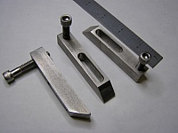 Small Toe Clamps