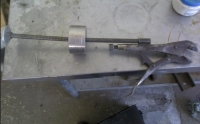 Vise-Grip Slide Hammer