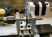 Taig Lathe Auxiliary Spindle