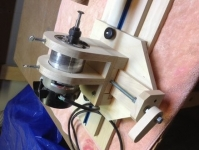 Thread Cutting Jig