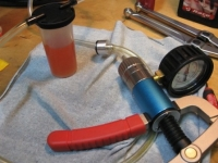Vacuum Bleeder and Pressurizer
