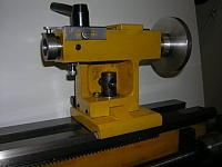 Tailstock Modifications