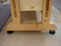 Workbench Leveling Feet
