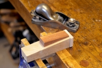 Wedge Planing Jig