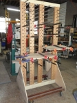 Clamping and Gluing Station