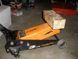 Homemade Floor Jack Lifting Extension Homemadetools Net