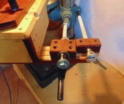 Drill Press Table Lift Extensions