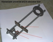 Universal Shock Absorber Tool