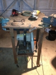 Portable Metalworking Table
