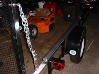 Tailgate Lift System