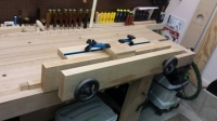 Moxon Vise Hold Downs