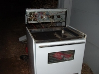Powdercoating Oven