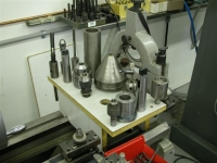 Lathe Tooling Holder