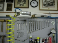 Overhead Workbench Light