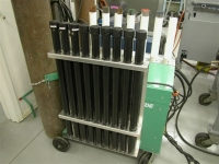 Welding Rod Storage