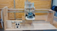 Router Milling Machine