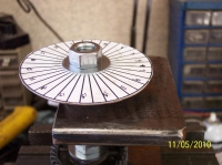 Gear Cutting Degree Wheel