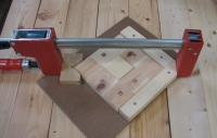 Picture Frame Gluing Jig