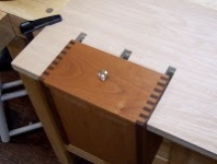 Drawer Planing Jig