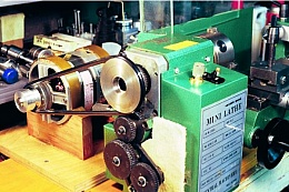 Treadmill Motor Drive Conversions for Taig Lathes