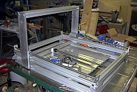 CNC Gantry Router Table