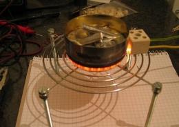Homemade Solder Pot