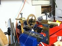 Pivot Lathe and Polisher