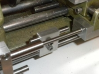 Lathe Carriage and Milling Stops