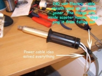 High-Temperature Soldering Iron