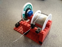Solder Wick and Spool Holder