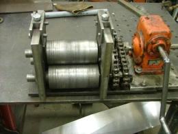 Homemade Flat Stock Ring Roller Homemadetools Net