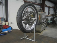 Motorcycle Wheel Balancer