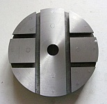 Faceplate for 100mm Spindle