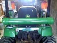 Tractor Storage Tube