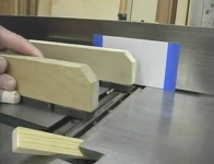 Jointer Knife-Setting Jig