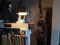 Lathe Bed Extension