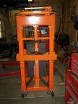 Cherry Picker Shop Press