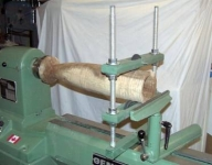Lathe Steady Rest