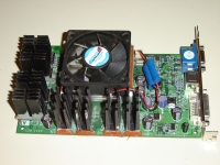 Graphics Card Cooler